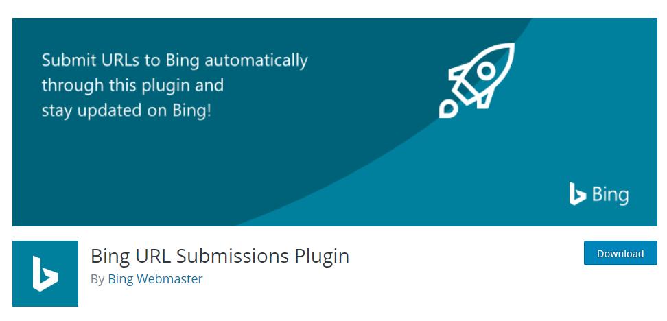 bing wordpress submission plugin